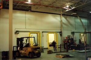 Louisville Commisary Warehouse