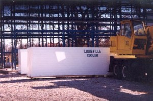 Shrink Wrapped Panels