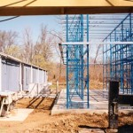 Rack Supported Poultry Freezer